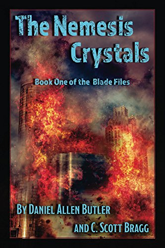 - The Nemesis Crystals (The Blade Files Book 1)