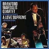 Branford Quartet Marsalis: Coltrane's A Love Supreme Live in Amsterdam (Audio CD)