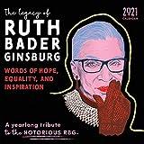 2021 The Legacy of Ruth Bader Ginsburg Wall