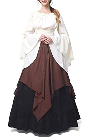 Amazon Com Beloved Womens Fashion Renaissance Medieval Irish
