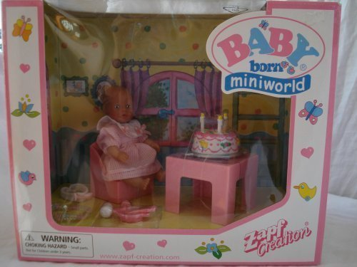 Miniworld Baby Born by Zapf Creation