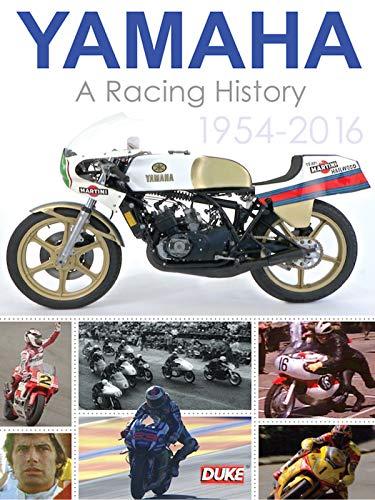 Yamaha Racing History 1954-2016 (Keyboards Yamaha)