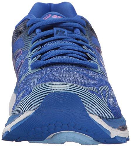 ASICS Damen Gel-Nimbus 19 Laufschuh Blau Lila / Violett / Airy Blau