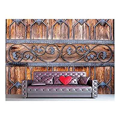 Incredible Handicraft, With a Professional Touch, Carved Wooden Door Detail Texture