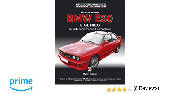 How to Modify BMW E30 3 Series for Highperformance and