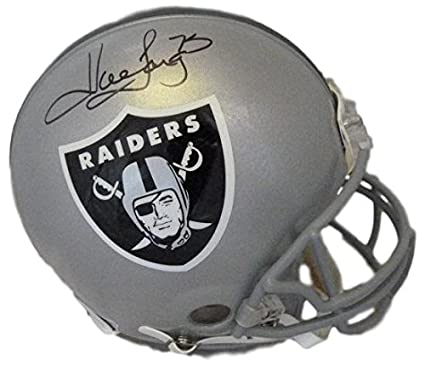 4df8abd8dbb Image Unavailable. Image not available for. Color  Howie Long Autographed  ...