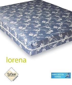 Belnou Colorintex Fundas de Colchon - Lorena - Medidas: Colchón 120x200 - Color: único - Disponible en varias medidas: Amazon.es: Hogar