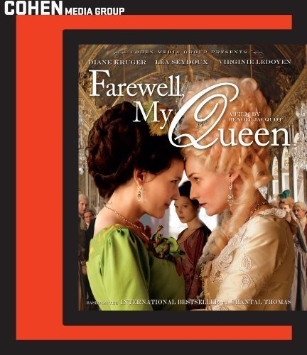 Farewell, My Queen [Blu-ray] by Cohen Media Group by Benoit Jacquot