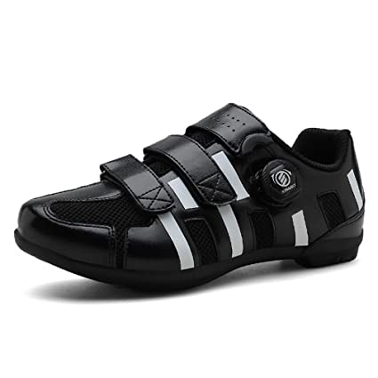 LHY-Riding Zapatillas de Ciclismo de Carretera Zapatillas de ...