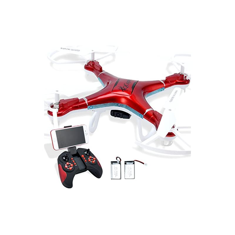 Quadcopter Drone with Camera Live Video,
