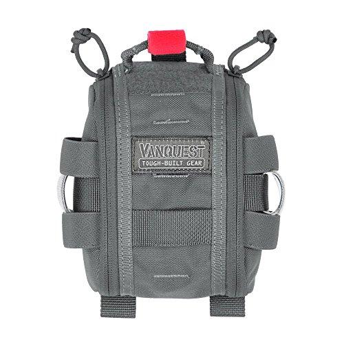 Vanquest FATPack 4x6 (Gen-2) First Aid Trauma Pack (Wolf ...