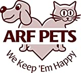 Arf-Pets-Automatic-Pet-Feeder-Food-Dispenser-for-Dogs-Cats–Features-Distribution-Alarms-Portion-Control-Voice-Recording–Timer-Programmable-Up-to-4-Meals-a-Day
