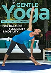 These four 20-minute, calming yoga practices are easy enough that almost anyone can do them, yet effective enough to be a part of any regular exercise program to help improve balance, mobility and flexibility.Create your own practice with our...