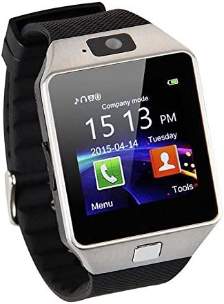 Bluetooth Android iPhone Samsung Silver product image