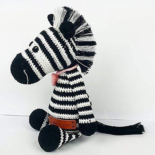 Free Crochet Zebra Patterns To Try This Season • DIY & Crafts | 500x500