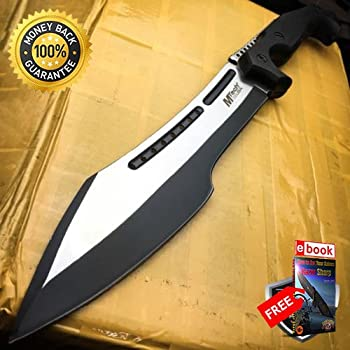 16 CUCHILLO RAMBO BOWIE MACHETE TACTICAL SURVIVAL HUNTING ...