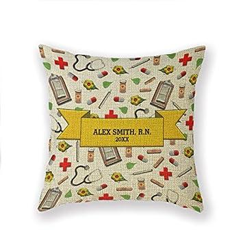 Amazon.com: Personalizada almohada de nueva llegada estándar ...