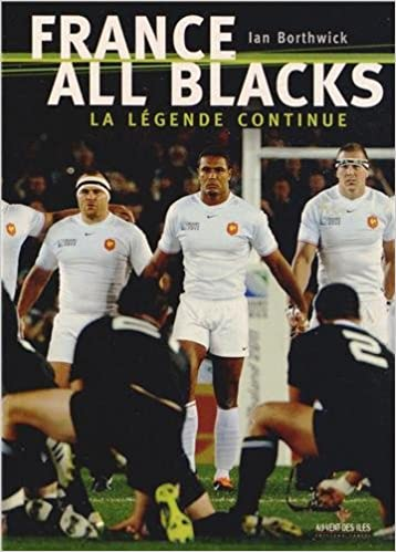 Livres gratuits en ligne France-All Blacks : La légende continue pdf epub