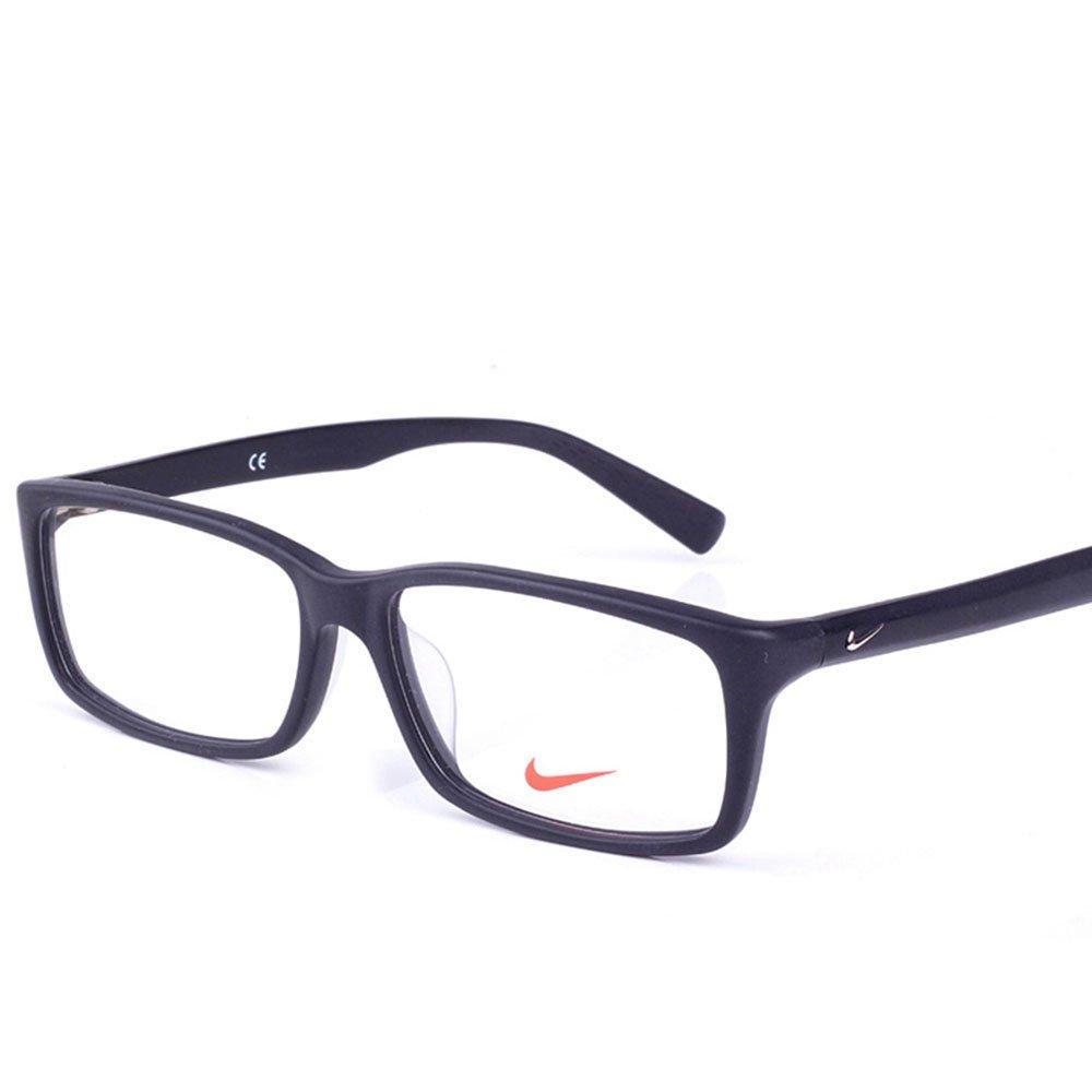 nike 耐克 正品 nike 超轻板材眼镜架 男女适用 时尚近视眼镜框 7856