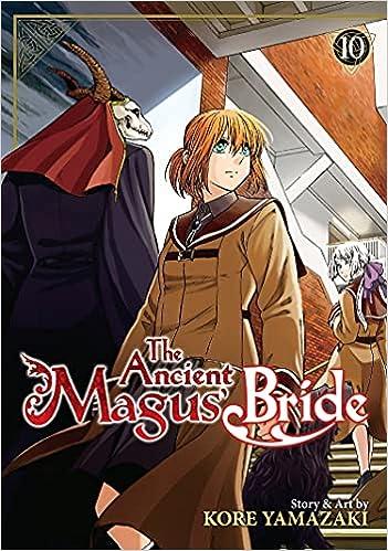 Amazon.com: The Ancient Magus' Bride Vol. 10 (9781626929906): Yamazaki,  Kore: Books