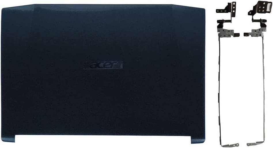 Laptop Replacement LCD Top Back Cover Case and Screen Hinges Fit Acer Nitro 5 an515-41 an515-42 an515-53 an515-51 N17C1