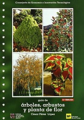 Guía de árboles, arbustos y planta de flor. 3ª ed: Amazon.es ...