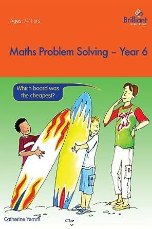 Maths Problem Solving Year 6 Ebook Catherine Yemm Amazon border=