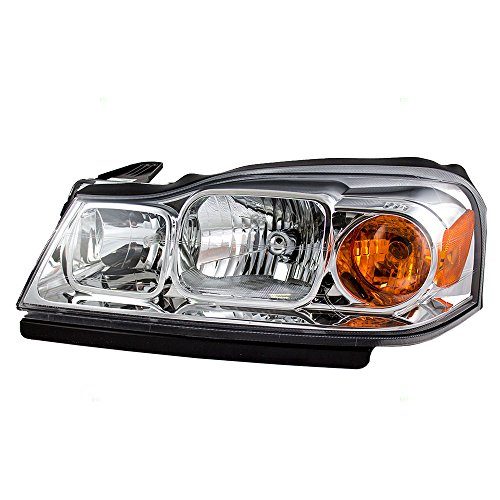 (Drivers Headlight Headlamp Replacement for Saturn 15877671 AutoAndArt)