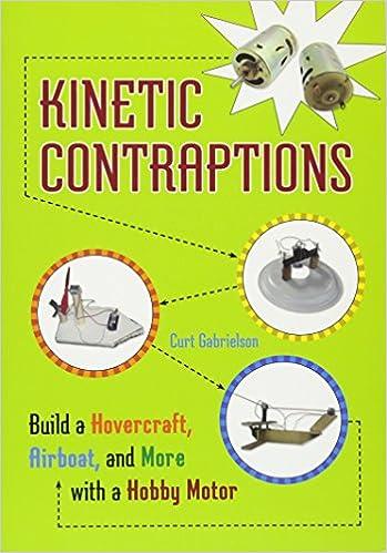 Amazon com: Kinetic Contraptions: Build a Hovercraft