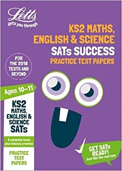 Ks2 Maths, English And Science Sats Practice Test Papers: 2018 Tests Descargar ebooks Epub