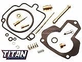 97 big bear carburetor - Titan OEM Quality Carb Carburetor Rebuild Repair Kit Yamaha Big Bear 350 89-97