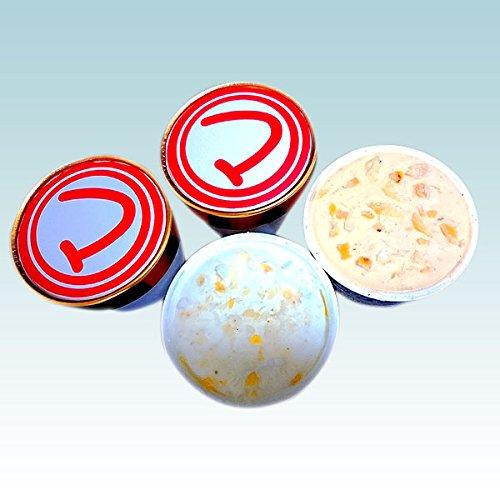 工場直売 無添加 真鯛のアイスクリーム5個セット (真鯛バニラ味 3個 真鯛塩味 2個) マのアイス ジェラートの商品画像