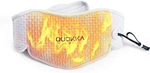 Neck Heating Wrap with Adjustable Time and Temperature Control, USB Cord Graphene Far-Infrared Therapy for Neck Pain Relief, Stiffness Relief or Postoperative Recovery