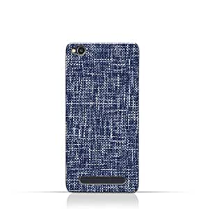 AMC Design Xiaomi Redmi 4A TPU Silicone Case with Brushed Chambray Pattern