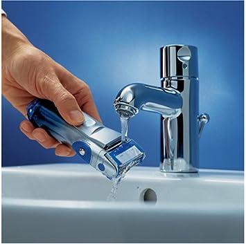 Braun 6680 FreeGlider - Acondicionador lavable para hombre: Amazon ...