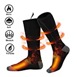 Electric Heated Socks-Warm Heated Socks for Chronically Cold Feet, for Winter Outdoor Activity