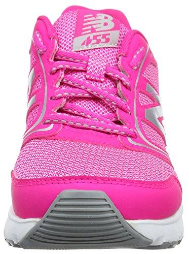 Balance Kj455v1y Glo Niños Running pink Zapatillas Unisex De Rosa New 6wq7w