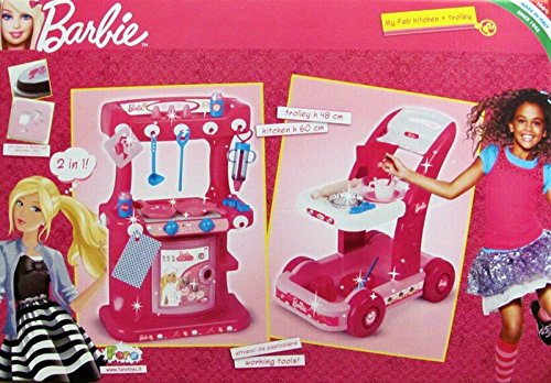 Faro - Cucina Barbie & Trolley