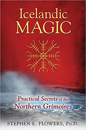 Icelandic magic practical secrets of the northern grimoires icelandic magic practical secrets of the northern grimoires livros na amazon brasil 9781620554050 fandeluxe Image collections