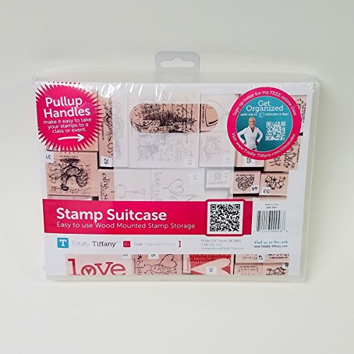 Totally Tiffany - Stamp & Supply Suitcase