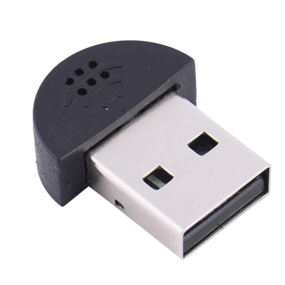 Skype MSN logiciel de reconnaissance vocale Notebook VoIP richera Porte-cl/és PC de bureau richera Mini USB 2.0/microphone makio Micro pour ordinateur portable