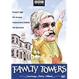 Fawlty Towers - Gourmet Night/The Germans/Communication Problems/The Psychiatrist by BBC Home Entertainment