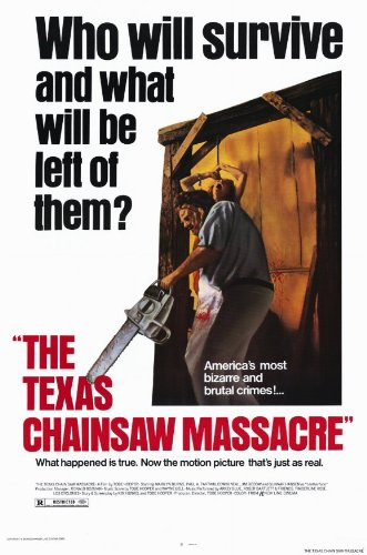 The Texas Chainsaw Massacre Poster Movie 11x17 Marilyn Burns Allen Danzinger Paul A. Partain