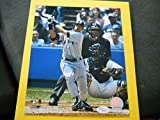 Ichiro Suzuki 8x10 Autographed Signed Seattle Mariners Baseball Bat Photo JSA Authenticated
