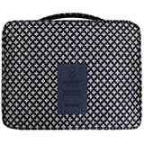 NYKKOLA Cosmetic Makeup Bag Waterproof Toiletry Travel Kit Organizer