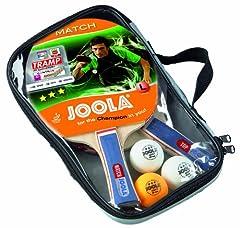 JOOLA 54820 Tischtennis-Set Duo Bestehend
