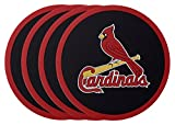 MLB St. Louis Cardinals Coasters (4 Pack)