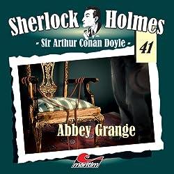 Abbey Grange (Sherlock Holmes 41)