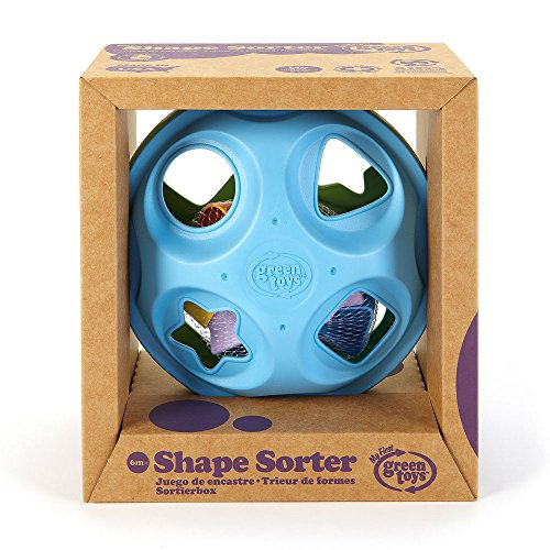 Green Toys Shape Sorter, Green/Blue by Green Toys (Image #4)