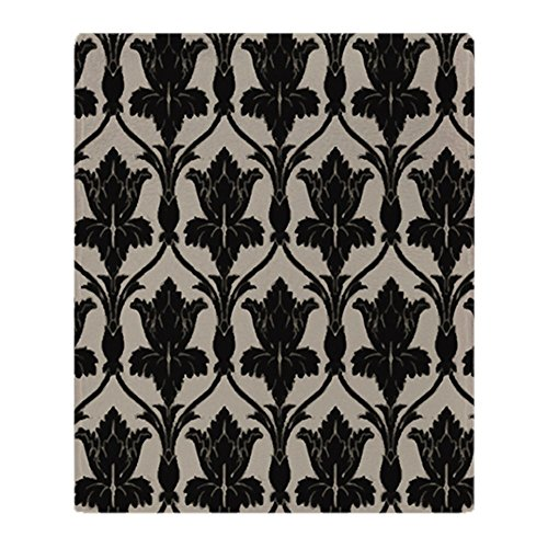 - CafePress Wallpaper_Kindle Soft Fleece Throw Blanket, 50